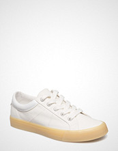Mango Contrast Sole Sneakers