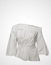Dagmar Masai T-shirts & Tops Long-sleeved Hvit DAGMAR
