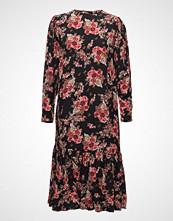 by Ti Mo Printed A-Line Dress