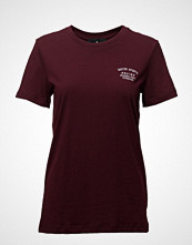 DESIGNERS, REMIX Travis Tee Racing T-shirts & Tops Short-sleeved Rød DESIGNERS, REMIX