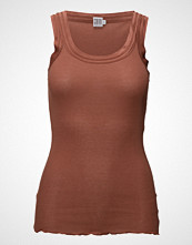 Saint Tropez O-N Rib Top W Wide Straps