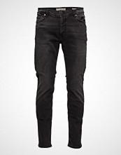 Mango Man Slim-Fit Dark Grey Wash Jan Jeans