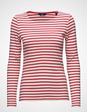 Gant O1. Striped 1x1 Rib Ls T-Shirt
