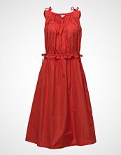 Kenzo Dresses Main Kort Kjole Rød KENZO