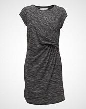 Coster Copenhagen Jersey Dress W. Asymetrical Pleats