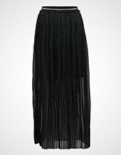 Coster Copenhagen Skirt W. Plissé And Leopard Print