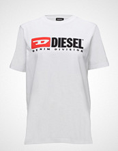 Diesel Women T-Just-Division-Fl T-Shirt