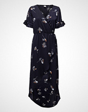 Saint Tropez Large Flower P Wrap Over Dress