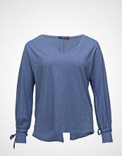 Violeta by Mango Bows Sleeve T-Shirt