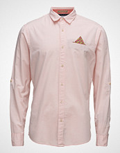Scotch & Soda Relaxefit Classic Shirt With Fixepochet Ansleeve Colle