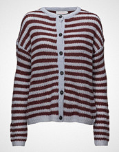 Coster Copenhagen Cardigan In Thin Mohair Knit W. Str