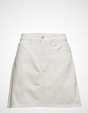 Calvin Klein High Rise Mini Skirt Stripe