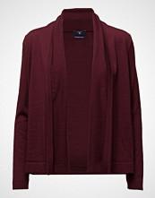 Gant Fine Merino Wool Draped Cardigan