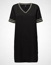 Scotch & Soda Short Sleeve V-Neck Dress