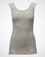 Cream Florence Top T-shirts & Tops Sleeveless Grå CREAM