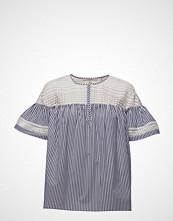 Scotch & Soda Short Sleeve Striped Top