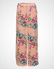 Tommy Jeans Tjw Floral Print Pan Vide Bukser Rosa TOMMY JEANS