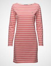 Gant Breton Stripe Boatneck Dress