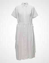 Kenzo Dresses Main Knelang Kjole Hvit KENZO
