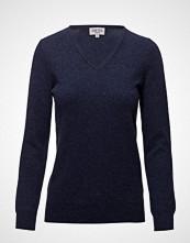 Davida Cashmere Basic Sweater V-Neck