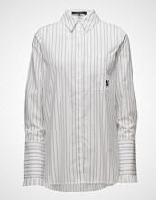 Raiine Yates Shirt Langermet Skjorte Hvit RAIINE