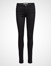 Mos Mosh Athena Super Skinny Jeans Skinny Jeans Svart MOS MOSH