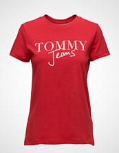 Tommy Jeans Tjw Script Logo Tee