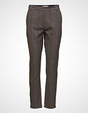 Coster Copenhagen Cigarette Pants In Check Fabric, An