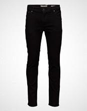 Mango Man Slim-Fit Black Jan Jeans