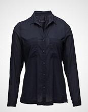 Violeta by Mango Chest-Pocket Cotton Shirt