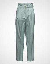 Mango Paper Bag Trousers