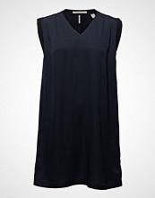 Scotch & Soda Sleeveless Silky Dress Kort Kjole Blå Scotch & Soda