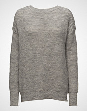 Vero Moda Vmelly L/S Deep V-Neck Knit Ga