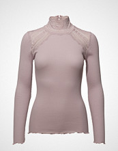 Rosemunde Silk T-Shirt Turtleneck Regular Ls