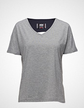Helly Hansen W Thalia Loose T-Shirt T-shirts & Tops Short-sleeved Grå HELLY HANSEN