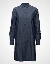 Gant O1. Tp Dobby Chambray Shirt Dress