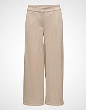 2nd One Eloise 805 Crop, Rice Plissé, Pants