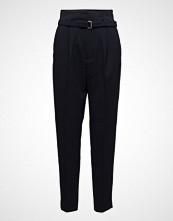 Mango Detachable Belt Trousers