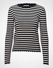 Mango Knit Striped Sweater