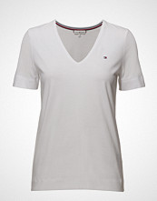 Tommy Hilfiger Lucy V-Nk Top Ss