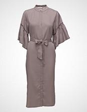 Coster Copenhagen Shirt Dress In Stripe Print W. Vola