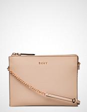 DKNY Bags Flat Top Zip Crossbo
