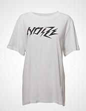 Diesel Women T-Overy-A T-Shirt T-shirts & Tops Short-sleeved Hvit DIESEL WOMEN