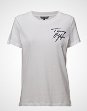 Tommy Hilfiger Fifi Round-Nk Tee Ss