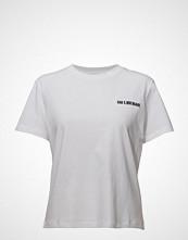 HAN Kjøbenhavn Casual Tee T-shirts & Tops Short-sleeved Hvit HAN Kjøbenhavn