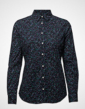 Gant O1. Stretch Broadcloth Meadow Flowe