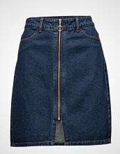 Vila Vijules Rw Zipper Skirt