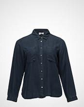 Violeta by Mango Chest-Pocket Soft Shirt