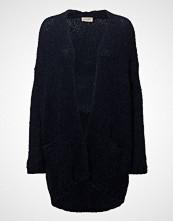American Vintage Boolder Strikkegenser Cardigan Blå AMERICAN VINTAGE
