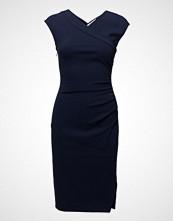 Diane von Furstenberg Cap Slv Ruched Jersey Dress